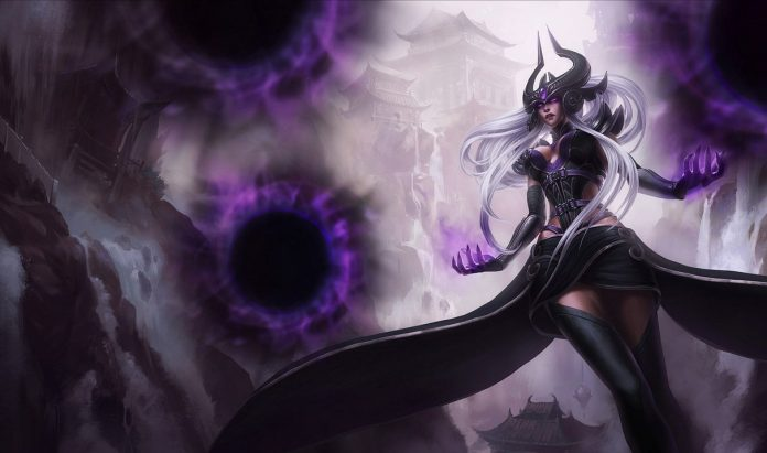 Syndra - League of Legends